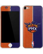 Phoenix Suns Canvas Apple iPod Skin
