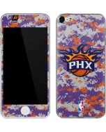 Phoenix Suns Digi Camo Apple iPod Skin