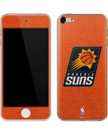 Phoenix Suns Distressed Apple iPod Skin