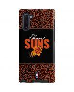 Phoenix Suns Elephant Print Galaxy Note 10 Pro Case