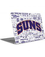 Phoenix Suns Historic Blast Apple MacBook Air Skin