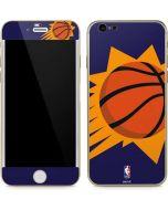 Phoenix Suns Large Logo iPhone 6/6s Skin