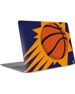 Phoenix Suns Large Logo Apple MacBook Air Skin
