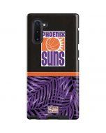 Phoenix Suns Retro Palms Galaxy Note 10 Pro Case