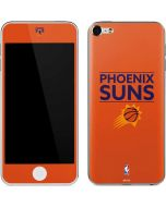 Phoenix Suns Standard - Orange Apple iPod Skin