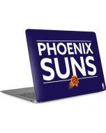 Phoenix Suns Standard - Purple Apple MacBook Air Skin