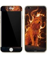 Phoenix Wolf iPhone 6/6s Skin