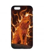 Phoenix Wolf iPhone 6s Pro Case