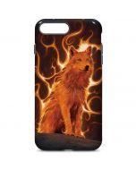Phoenix Wolf iPhone 7 Plus Pro Case