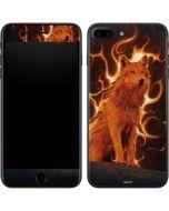 Phoenix Wolf iPhone 7 Plus Skin