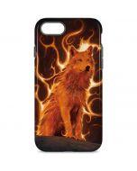 Phoenix Wolf iPhone 7 Pro Case