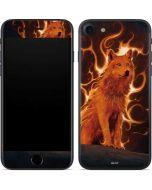 Phoenix Wolf iPhone 7 Skin