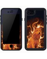 Phoenix Wolf iPhone 7 Waterproof Case