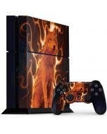 Phoenix Wolf PS4 Console and Controller Bundle Skin