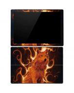 Phoenix Wolf Surface Pro 4 Skin