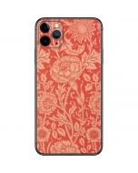 Pink & Rose by William Morris iPhone 11 Pro Max Skin