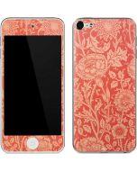 Pink & Rose by William Morris Apple iPod Skin