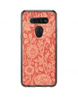 Pink & Rose by William Morris LG K51/Q51 Clear Case