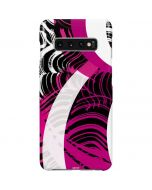 Pink and White Hipster Galaxy S10 Plus Lite Case