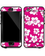 Pink and White LifeProof Nuud iPhone Skin
