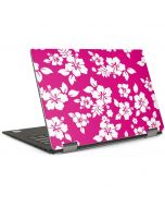 Pink and White Dell XPS Skin
