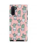Pink Cactus Galaxy Note 10 Pro Case