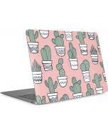 Pink Cactus Apple MacBook Air Skin