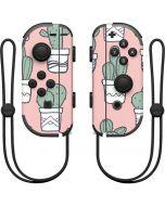 Pink Cactus Nintendo Joy-Con (L/R) Controller Skin