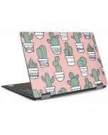 Pink Cactus Dell XPS Skin