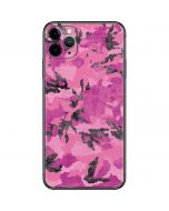 Pink Camouflage iPhone 11 Pro Max Skin