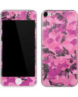 Pink Camouflage Apple iPod Skin