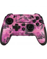 Pink Camouflage PlayStation Scuf Vantage 2 Controller Skin