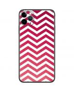 Pink Chevron iPhone 11 Pro Max Skin