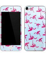 Pink Flamingos Apple iPod Skin