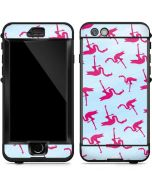 Pink Flamingos LifeProof Nuud iPhone Skin