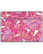 Pink Water Lilies Galaxy Book Keyboard Folio 10.6in Skin