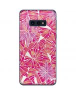 Pink Water Lilies Galaxy S10e Skin