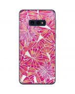 Pink Water Lilies Galaxy S10e Skin
