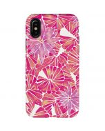 Pink Water Lilies iPhone X Pro Case
