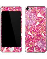 Pink Water Lilies Apple iPod Skin