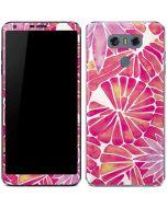 Pink Water Lilies LG G6 Skin