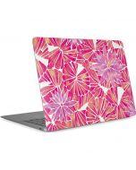 Pink Water Lilies Apple MacBook Air Skin