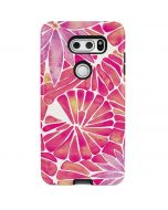 Pink Water Lilies V30 Pro Case