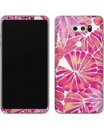 Pink Water Lilies V30 Skin