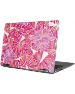 Pink Water Lilies Yoga 710 14in Skin