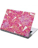 Pink Water Lilies Yoga 910 2-in-1 14in Touch-Screen Skin