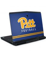 Pittsburgh Panthers Football Dell Alienware Skin