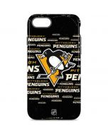 Pittsburgh Penguins Blast iPhone 8 Pro Case