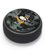 Pittsburgh Penguins Camo Amazon Echo Dot Skin