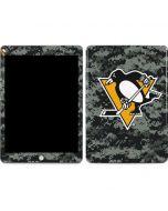 Pittsburgh Penguins Camo Apple iPad Skin